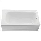 Cambridge 60x32 inch Integral Apron Bathtub - White Product Image
