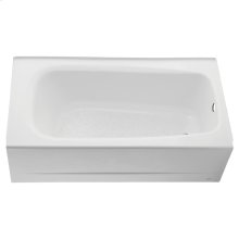 Cambridge 60x32 inch Integral Apron Bathtub - Arctic