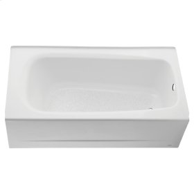 Cambridge 60x32 inch Integral Apron Bathtub - White