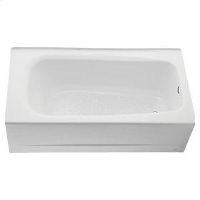 Cambridge 60x32 inch Integral Apron Bathtub - Linen
