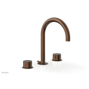 BASIC II Widespread Faucet 230-02 - Antique Copper