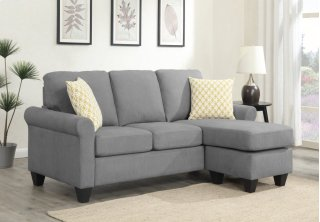 Claudette Reversible Sectional