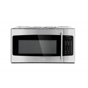 ThorKitchen - 30in. W 1.7 Cu. Ft Over the Range Microwave In Stainless Steel With Sensor Cooking