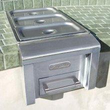 "14"" Built-In Food Warmer"
