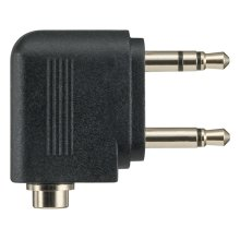 Aircraft Plug Adapter for Headphones