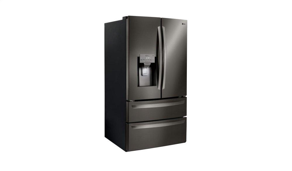 Lmxs28626d Lg Appliances 28 Cu Ft Smart Wi Fi Enabled