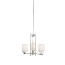 Eileen Collection Eileen 3 Light Mini Chandelier - NI