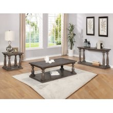 Regent Coffee Table W/4 Casters