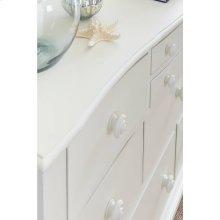 Retreat-Getaway Dresser in Saltbox White