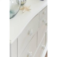 Retreat-Getaway Dresser in Saltbox White