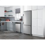 Amana 29-Inch Wide Bottom-Freezer Refrigerator With Easyfreezer™ Pull-Out Drawer -- 18 Cu. Ft. Capacity - White
