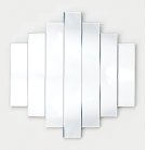 Dax - Frameless Wall Mirror Product Image