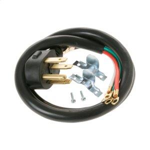 4' 40amp 4 Wire Range Cord -