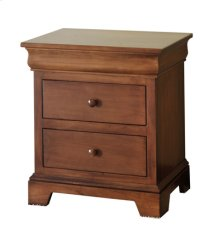 Serenity - 2 Drawer Nightstand