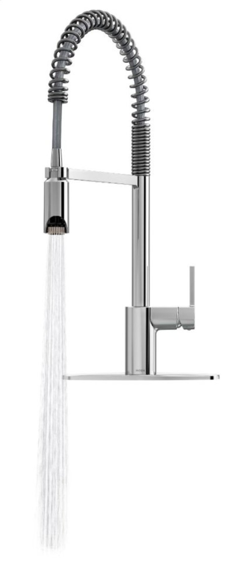 5923 in Chrome by Moen in Orlando, FL - Align chrome one-handle pre ...