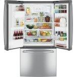 GE ®energy Star® 23.7 Cu. Ft. French-Door Refrigerator
