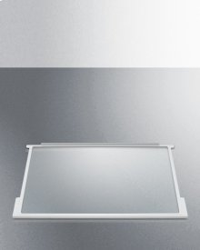 """Glass Shelves for Select 24"""" Wide Refrigerators and Freezers"""