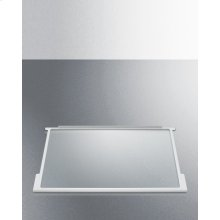 "Glass Shelves for Select 24"" Wide Refrigerators and Freezers"