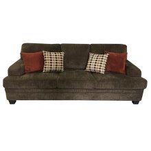 Griffin Casual Brown Sofa