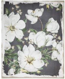 """JC38648  48x1.5x60"""" Magnolia Blooms Canvas Print 2EA/CTN"""