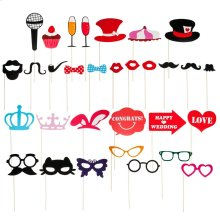 S/31 Party Photo Props