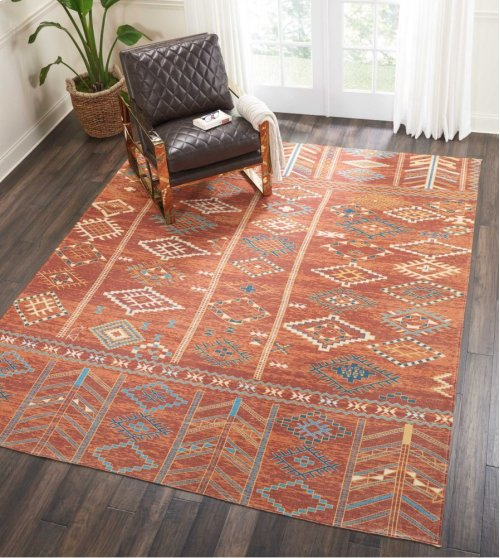 Madera Mad05 Sunset Rectangle Rug 7'10'' X 10'