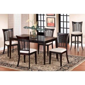 Hillsdale FurnitureBayberry 5pc Rectangle Dining Set - Dark Cherry