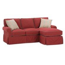 Hermitage Chaise Sofa