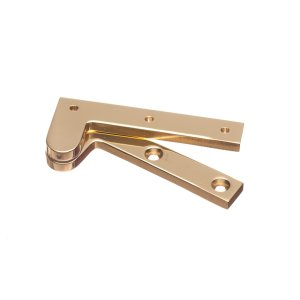 #3 1/2 Brass Pivot - Polished Brass