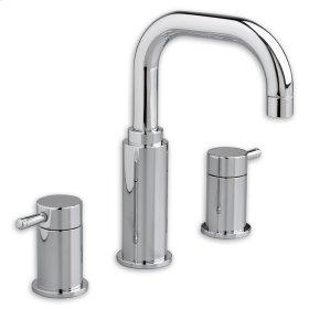 Polished Chrome Serin Widespread Bathroom Faucet