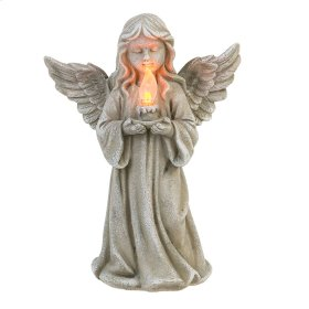 Lighted LED Angel.