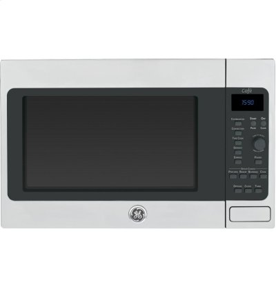 GE Café Series 1.5 Cu. Ft. Countertop Convection/Microwave Oven Product Image