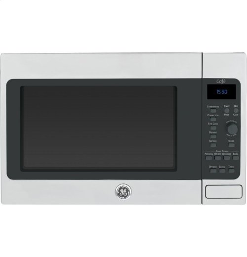 GE Café Series 1.5 Cu. Ft. Countertop Convection/Microwave Oven