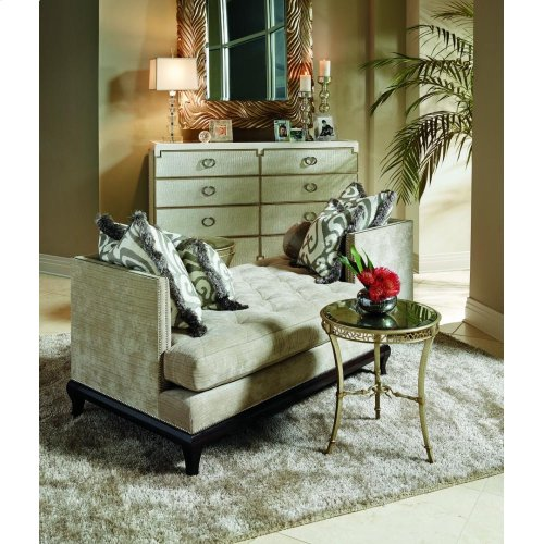 Bolero Chairside Table