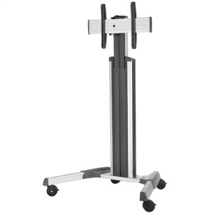Chief ManufacturingMedium Fusion Manual Height Adjustable Mobile AV Cart