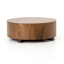 Natural Yukas Finish Hudson Coffee Table