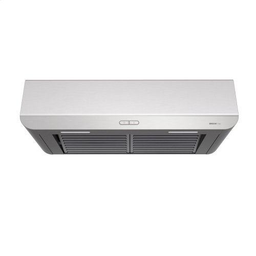 Spire 42-Inch 600 CFM Stainless Steel Range Hood with LED light, ENERGY STAR® certified