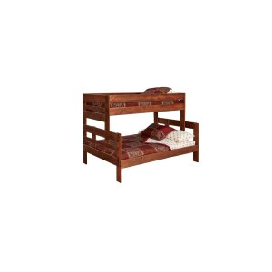 Twin/Full Stackable Bunkbed