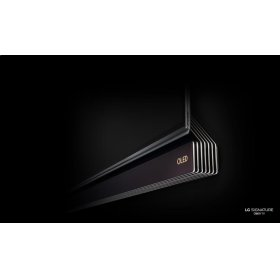 "LG SIGNATURE OLED 4K HDR Smart TV - 77"" Class (76.7"" Diag)"