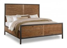 Outland Queen Panel Bed