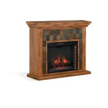 Sedona Fireplace Media Console