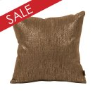 """16"""" x 16"""" Pillow Glam Chocolate Product Image"""