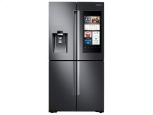22 cu. ft. Capacity Counter Depth 4-Door Flex Refrigerator with Family Hub Product Image