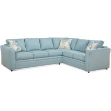 Northfield Two-Piece Corner Sectional