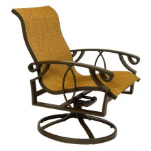 2518 High-Back Dining Chair