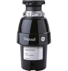 GE® 1/2 HP Continuous Feed Garbage Disposer Corded