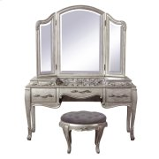 Rhianna 3 Panel Vanity Mirror Product Image