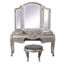 Rhianna 3 Panel Vanity Mirror