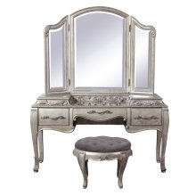 Rhianna 3 Panel Vanity Mirror
