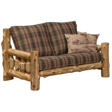Loveseat - Natural Cedar - Standard Fabric